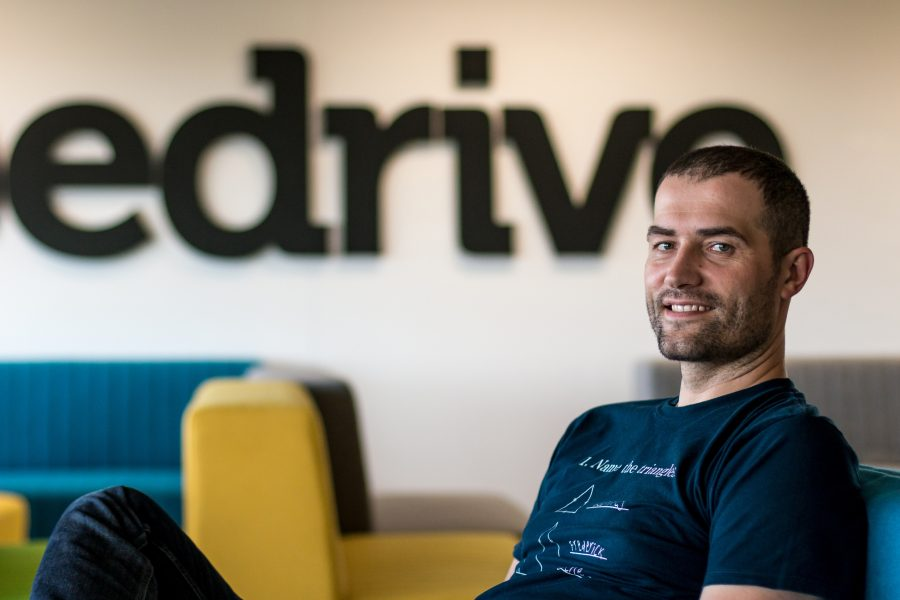Timo Rein CEO Co Founder Pipedrive 1