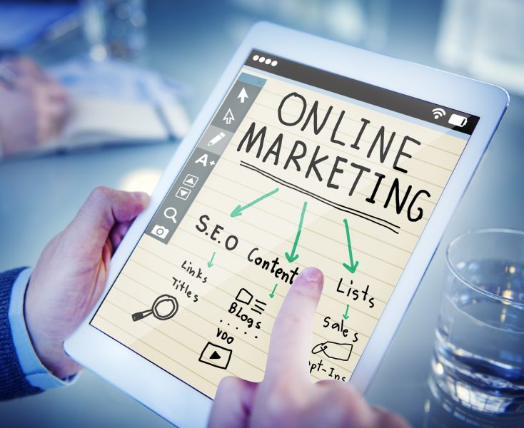 Marketing, Online