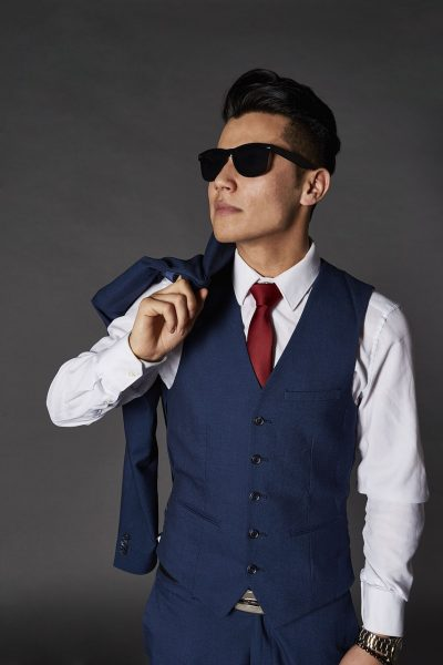 Businessman, Young