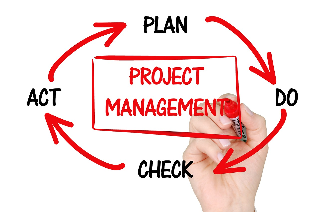 Project, Managment