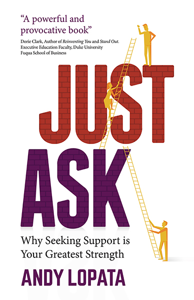 Why Seeking Support Is Your Greatest Strength
