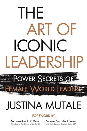Revealing the power secrets of female leaders: