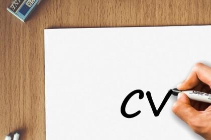 CV Top Tips